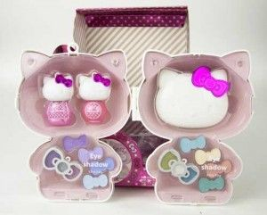 Maquillaje infantil Markwins: hello kitty